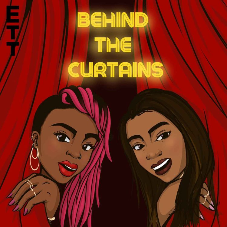 cover art for TRAILER! Behind The Curtains