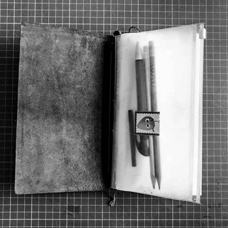 cover art for Midori Traveler's Notebook