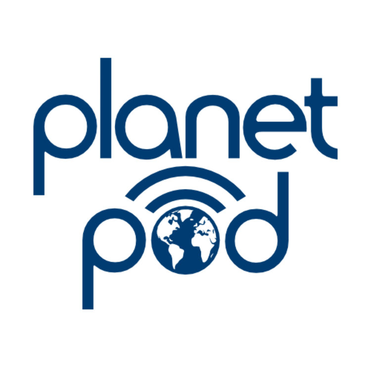 cover art for About Planet Pod - Finalist for Be The Change Awards 2019