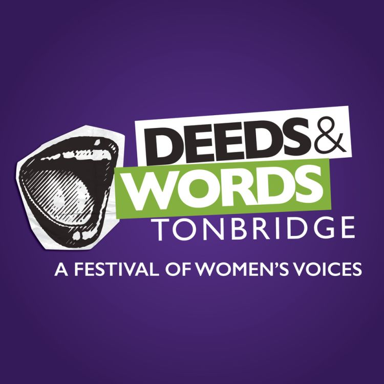 cover art for Planet Pod Special - Deeds and Words: A Festival of Women's Voices