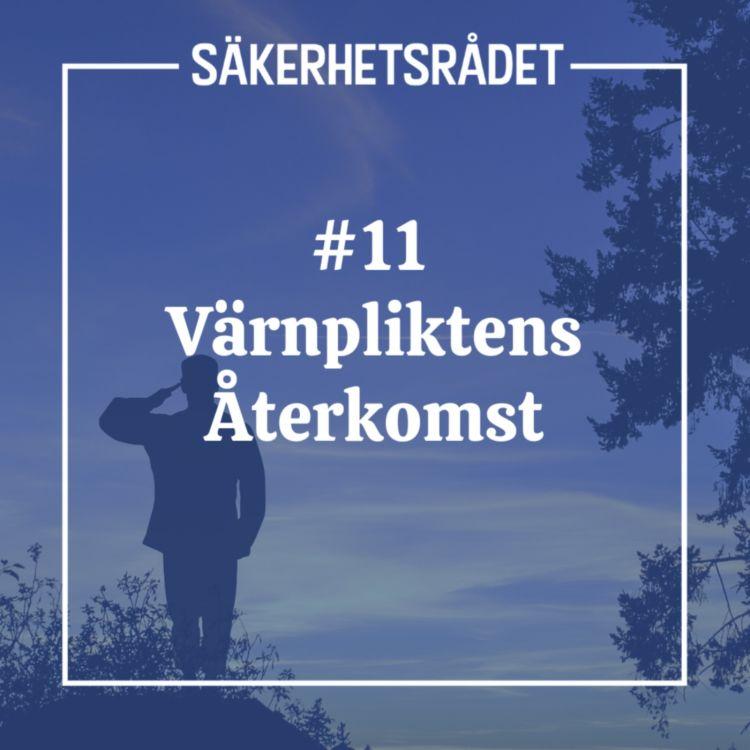 cover art for Värnpliktens Återkomst