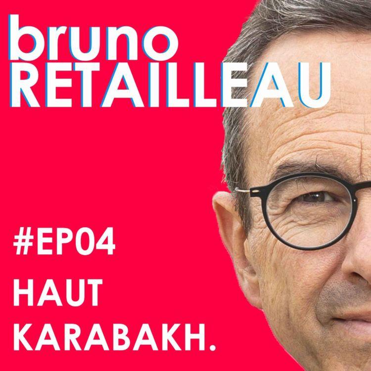 cover art for Episode 4 : le Haut-Karabakh