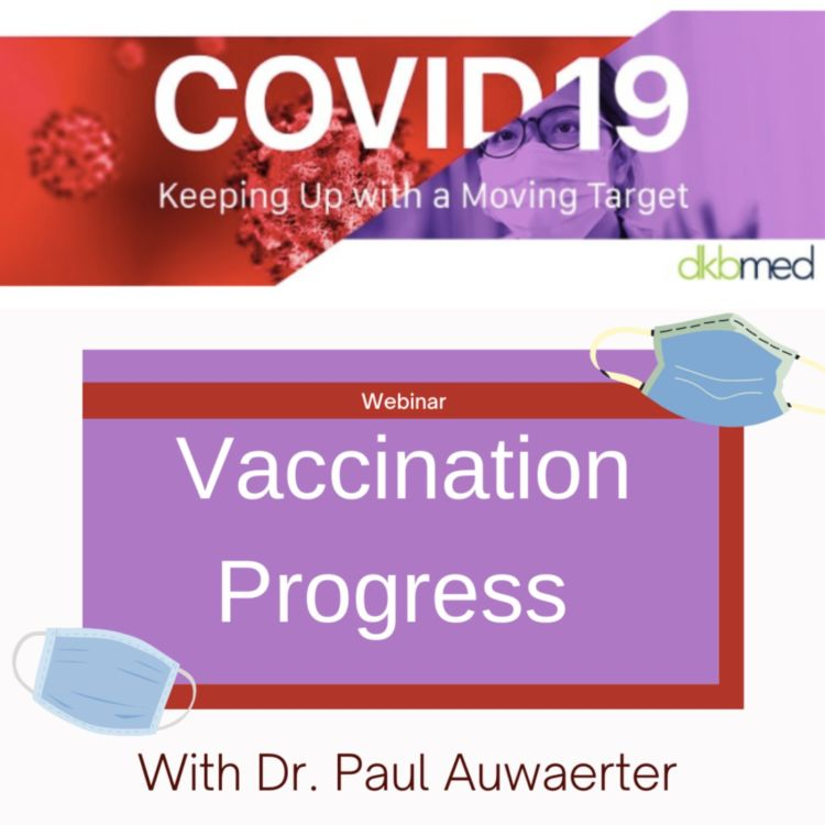 cover art for UPDATE 4/21/2021 - Vaccination Update