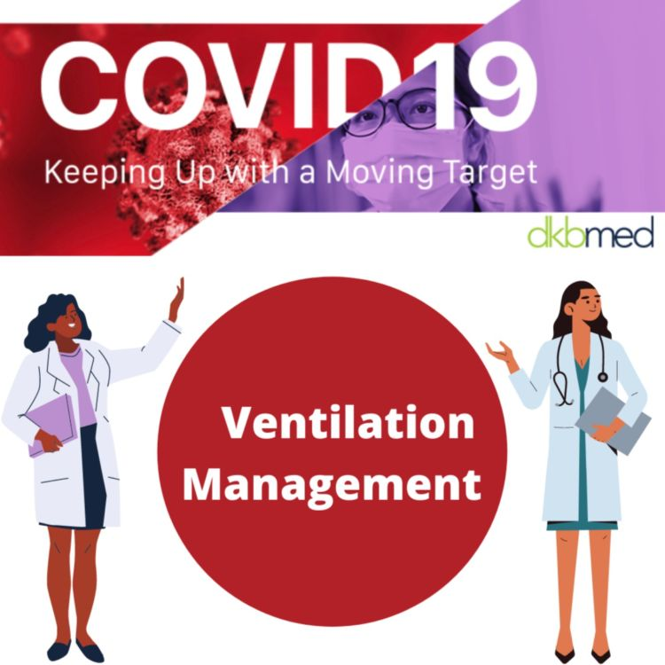 cover art for 8/18/2021 - COVID-19 Ventilation Management