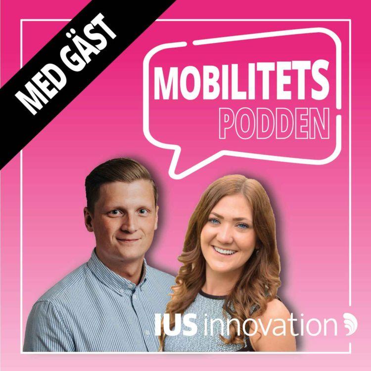 cover art for Mobilitetshubbar synliggör delad mobilitet