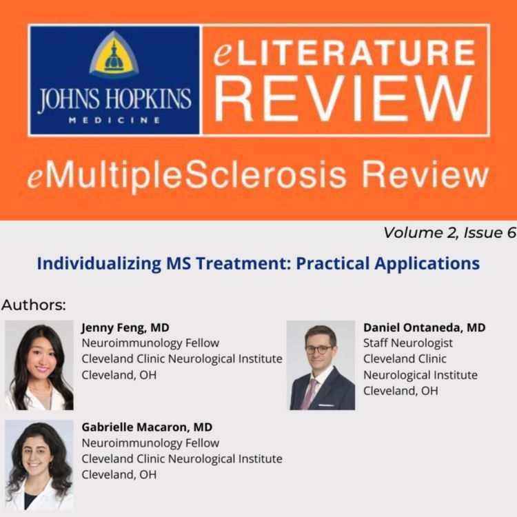 cover art for Individualizing MS Treatment: Practical Applications