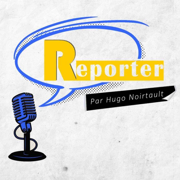 cover art for Reporter - François-Xavier Ménage (TF1)