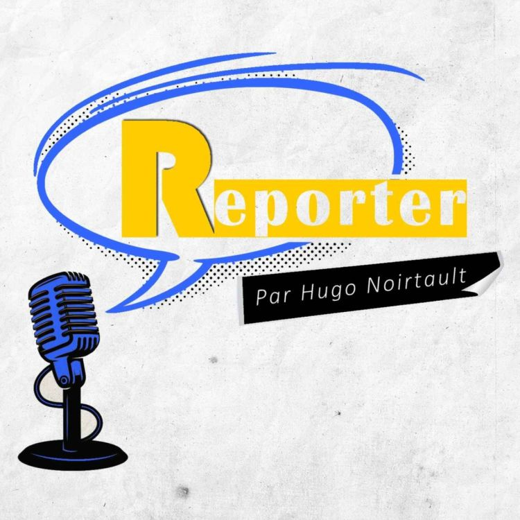 cover art for Reporter - Loic Briley (RMC)