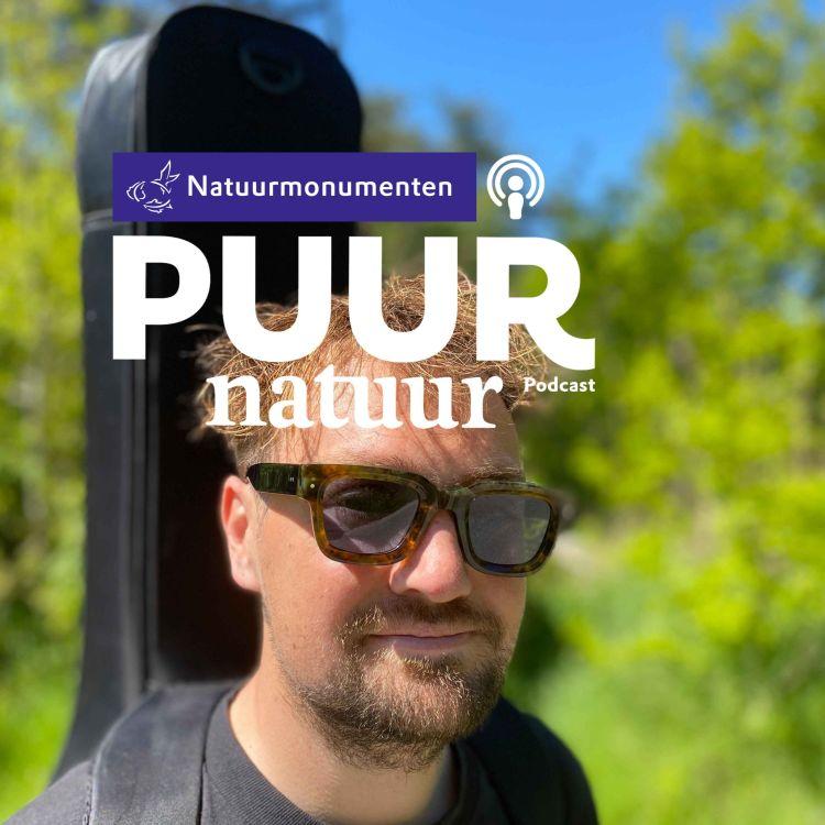 cover art for Puur Natuur: Singer-songwriter Tim Knol over zijn Wandelclub