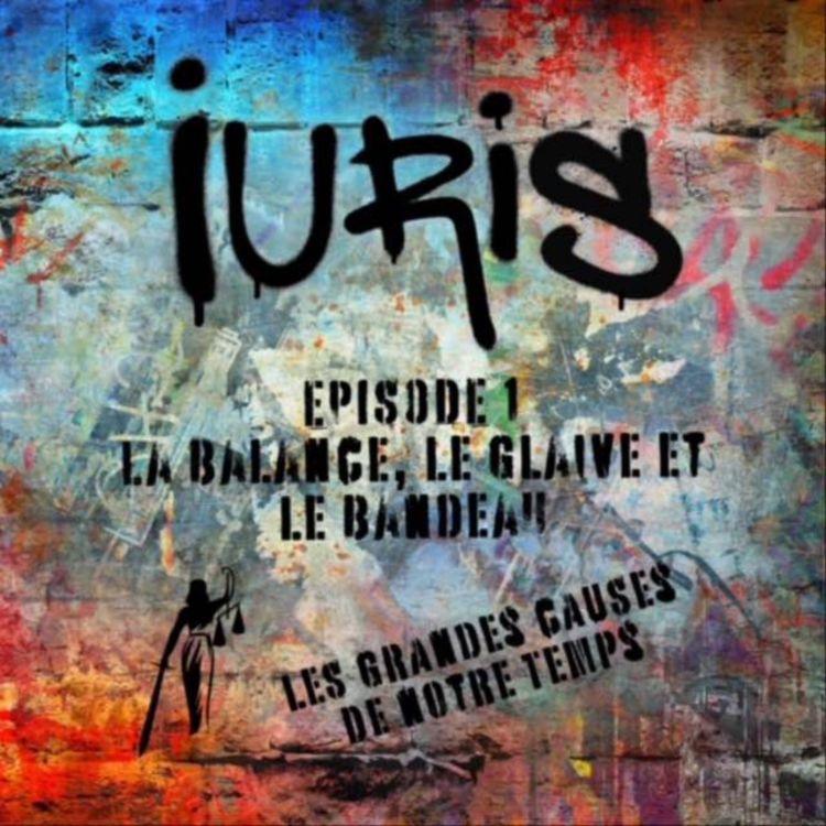 cover art for La balance, le glaive et le bandeau