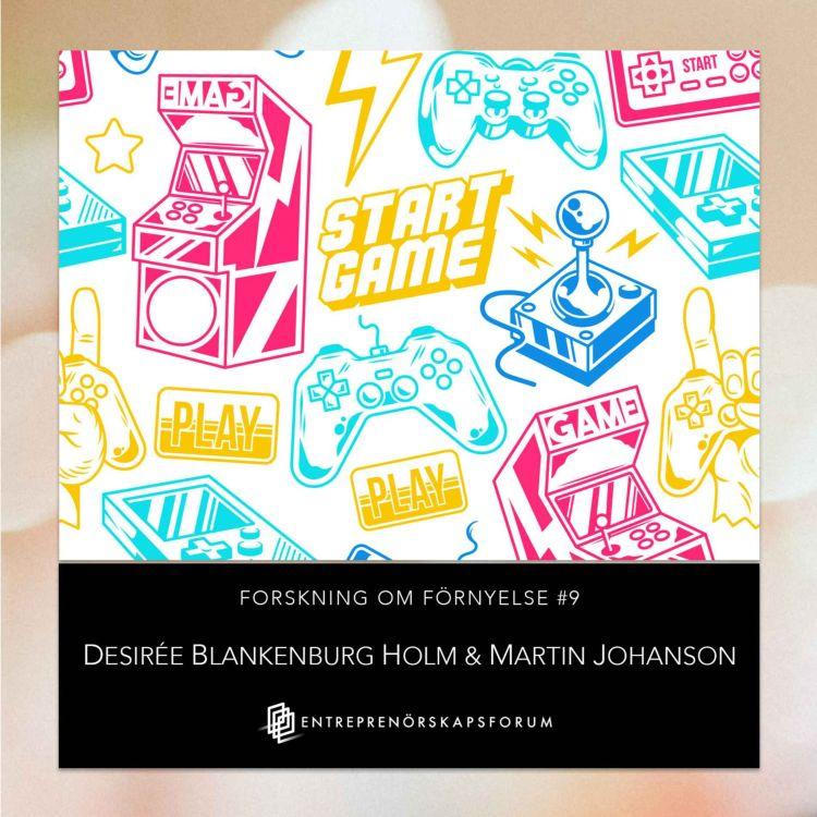 cover art for Dataspelsbranschen - föregångare, riktmärke och förebild