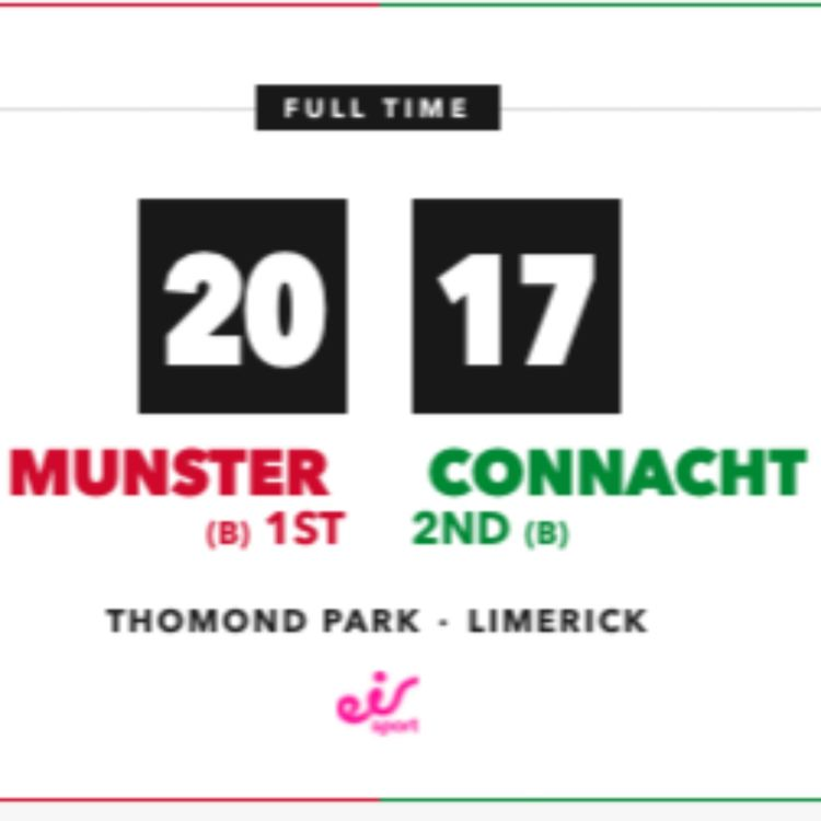 cover art for Munster away review