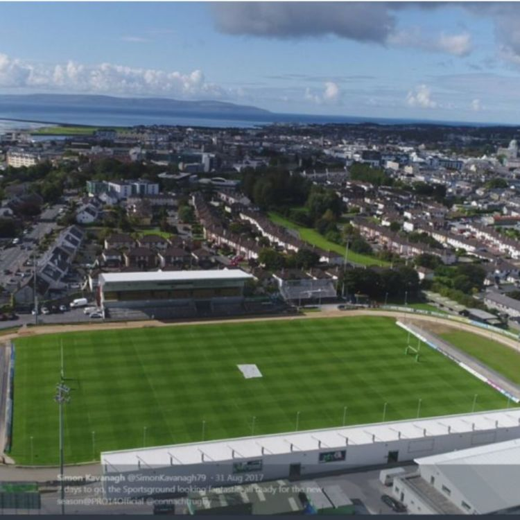 cover art for Mid Summer update on all things Connacht Rugby