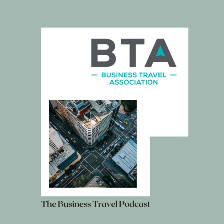 cover art for BTA - The Voice of Business Travel