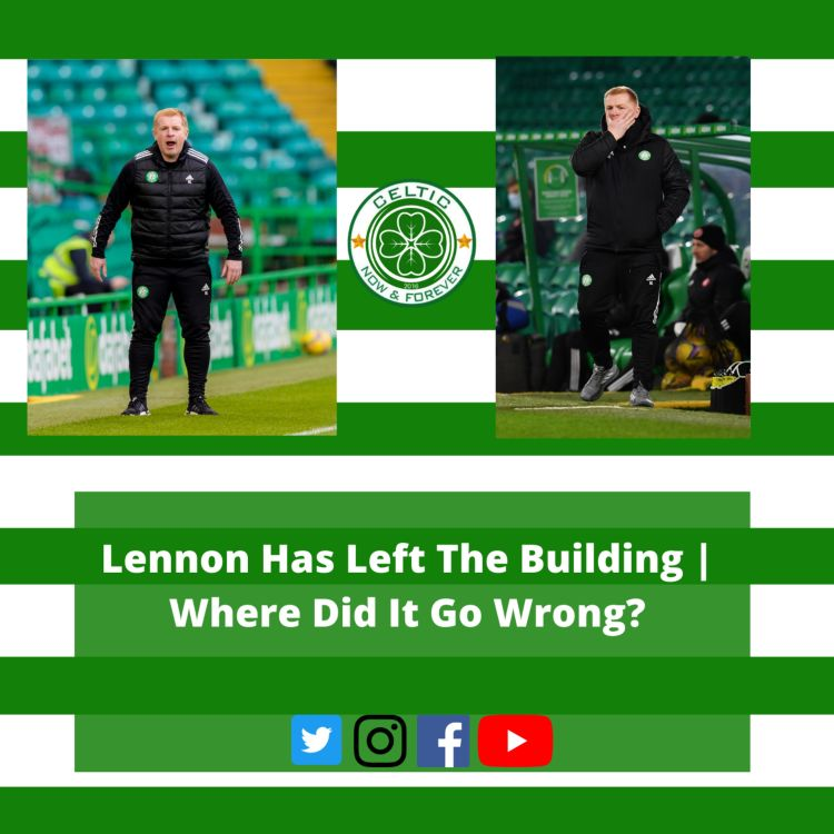 cover art for Lennon Has Left The Building | Where Did It Go Wrong?