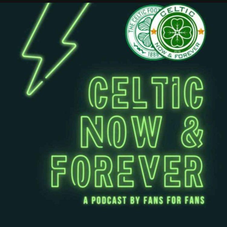 cover art for Olympian Chris Bennett Joins Celtic Now and Forever