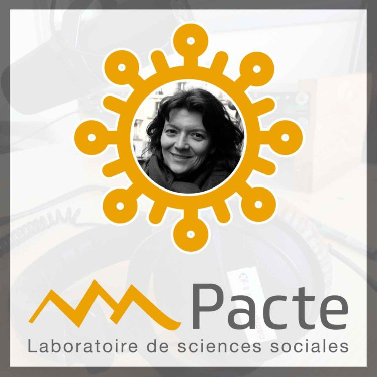 cover art for In-PACTE S02E06 : Magali Talandier