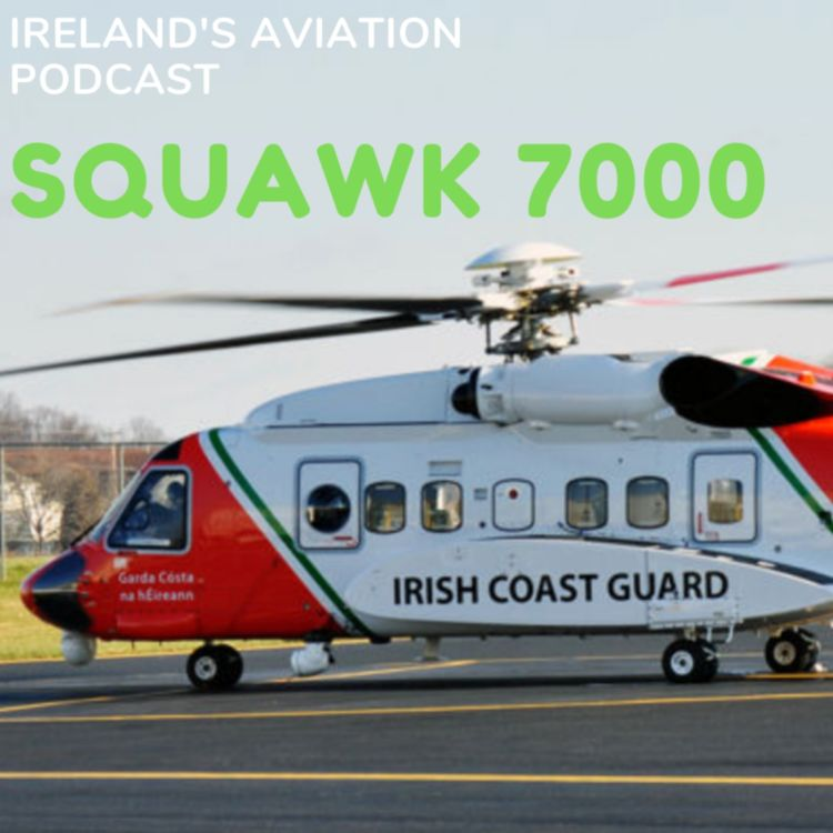 cover art for CHC Helicopter in Ireland