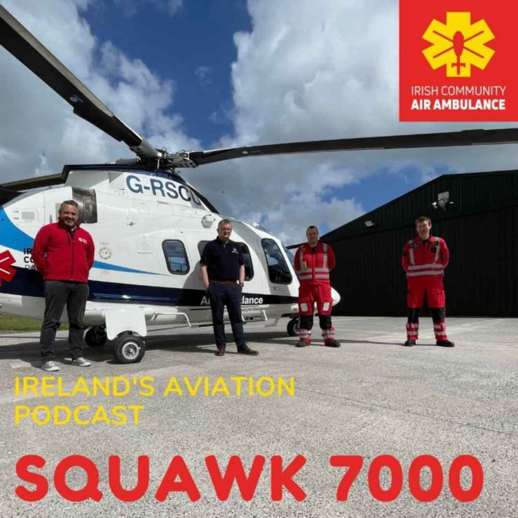 cover art for Helimed92 Irish Community Air Ambulance.