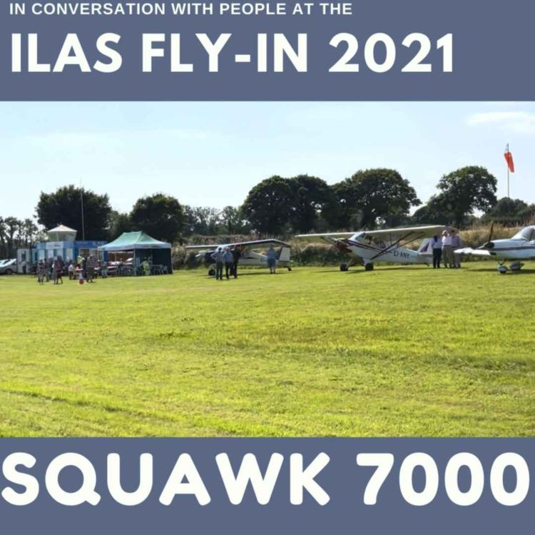 cover art for Legends of Irish Aviation at ILAS 2021