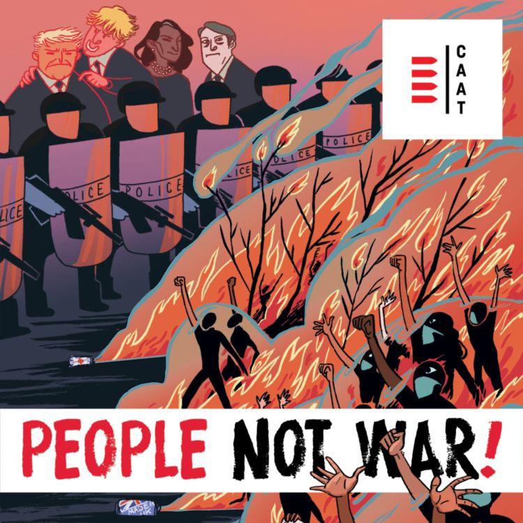 cover art for 'People Not War': Season Trailer