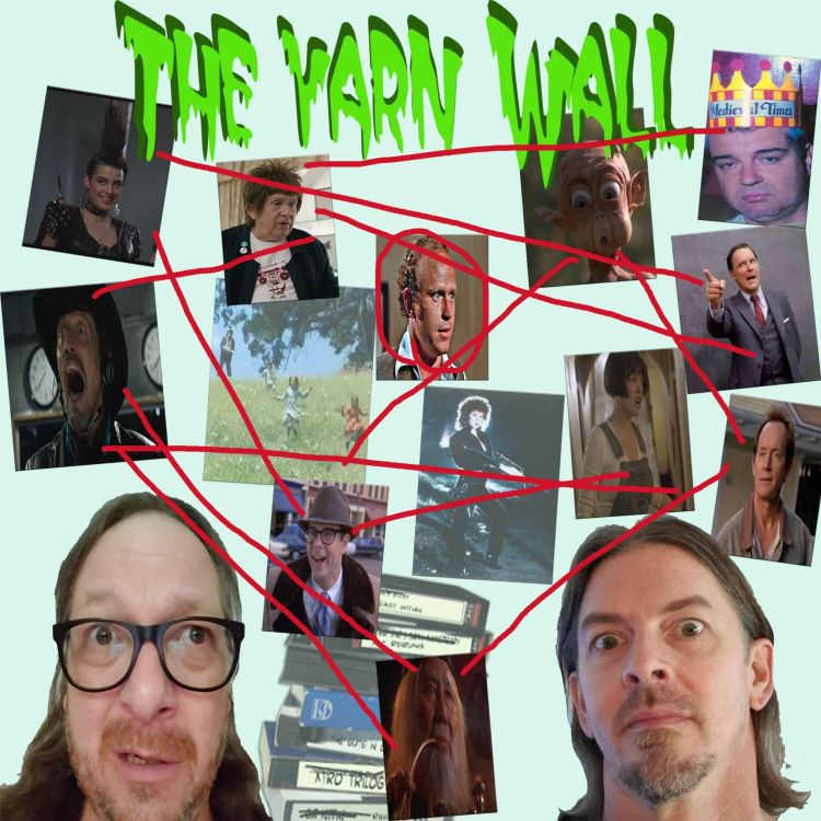 cover art for Episode 228 The Yarn Wall