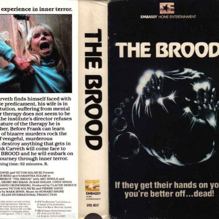 cover art for Episode 229 The Brood