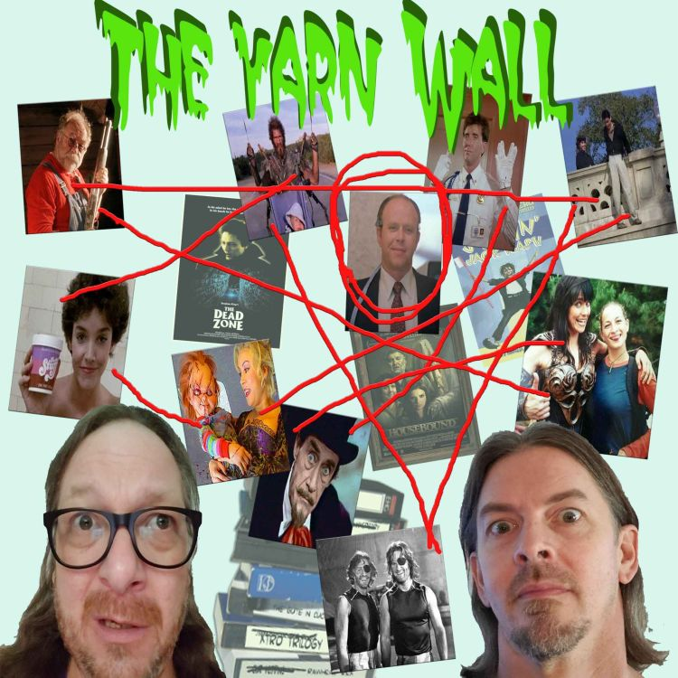 cover art for Episode 230 The Yarn Wall