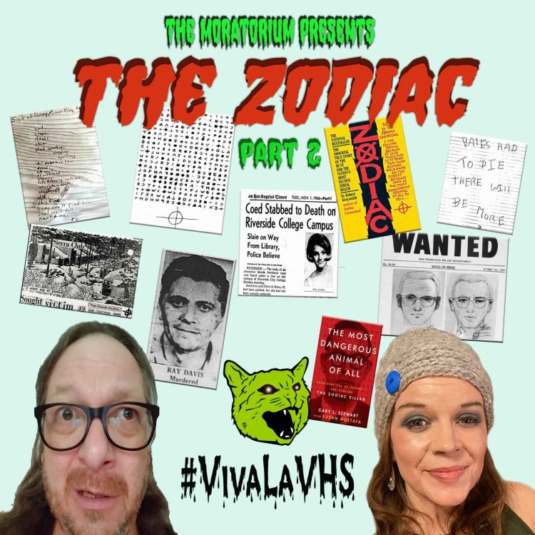 cover art for Episode 233 The Zodiac pt. 2