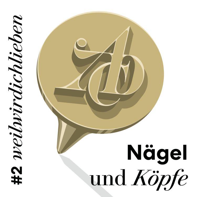 cover art for #weilwirdichlieben