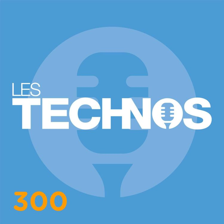 cover art for Episode 300, 3281 drones, le Dyson V15, l'Instagram de Taïg Khris, le masque de Will.i.am,...