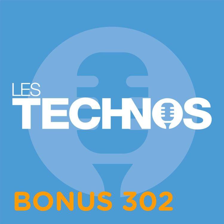 cover art for Bonus 302 : Hotline Facebook, Apple Podcasts,  Gran Turismo, Linux sur MacBook