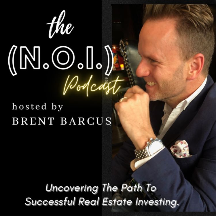 cover art for Income Investing In Real Estate Without Managing Properties with Abel Pacheco