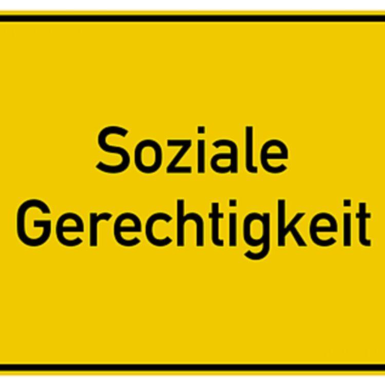 cover art for Soziale Gerechtigkeit by Heike Burmester