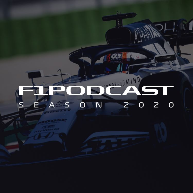 cover art for #7 - F1Podcast 2020 - Instagram LIVE Q&A