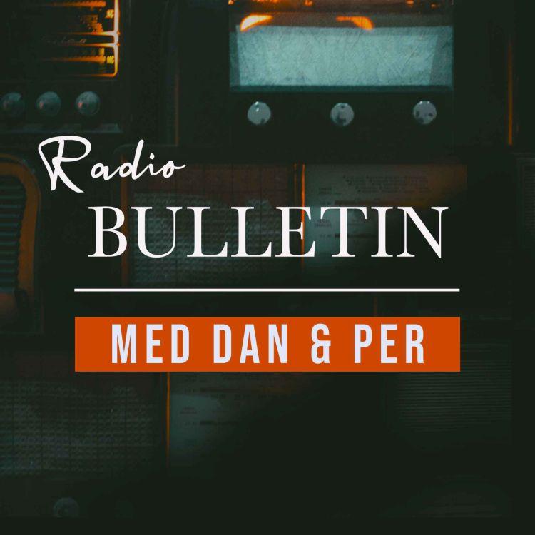 cover art for Radio Bulletin med betongsossen Jan Emanuel Johansson