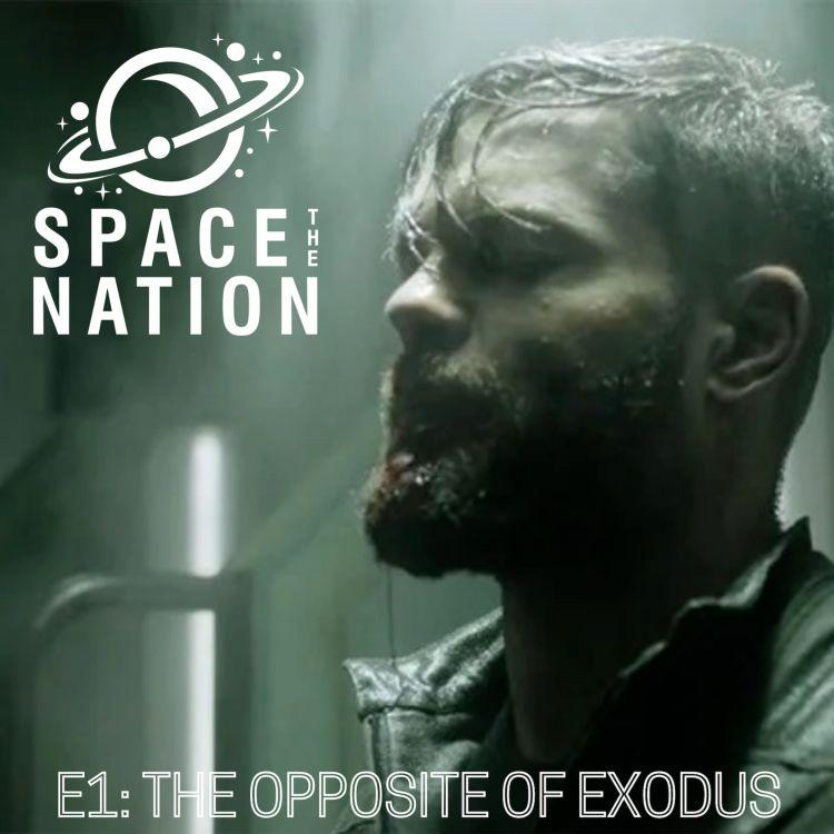 cover art for E1: The Opposite of Exodus