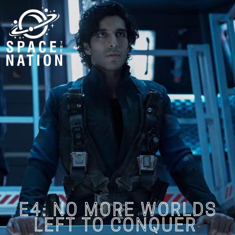 cover art for E4: No More Worlds Left to Conquer