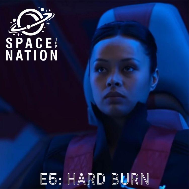cover art for E5: Hard Burn