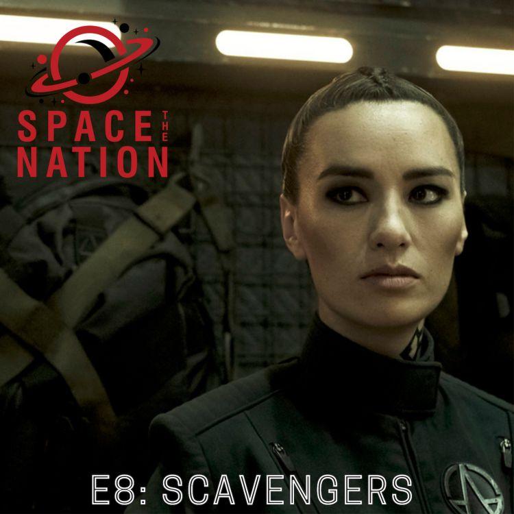 cover art for E8: Scavengers