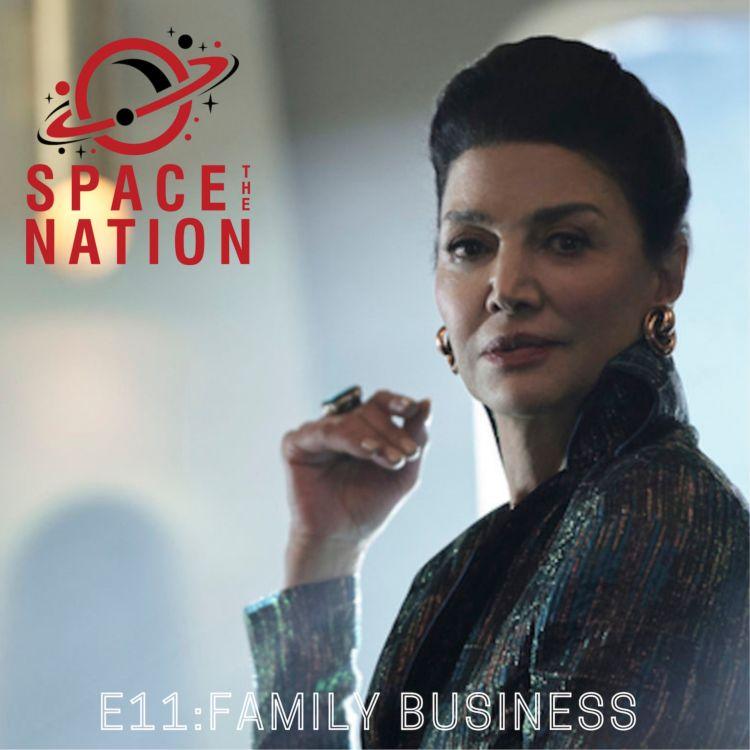 cover art for E11: Family Business