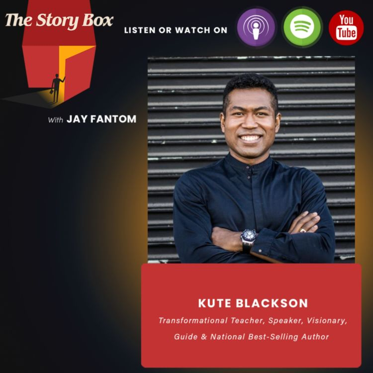 cover art for Kute Blackson Unboxing | The Magic of Surrender