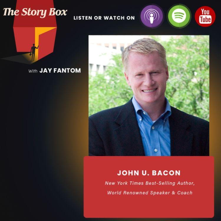cover art for John U. Bacon | Leadership Lessons From America's Worst High School Hockey Team