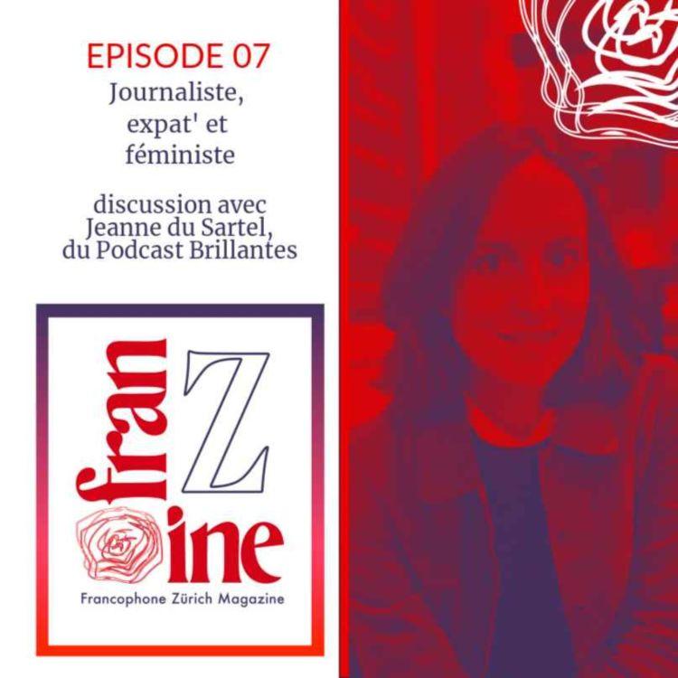 cover art for ép. 07: Jeanne du Sartel, de Brillantes, découverte d'une Podcasteuse