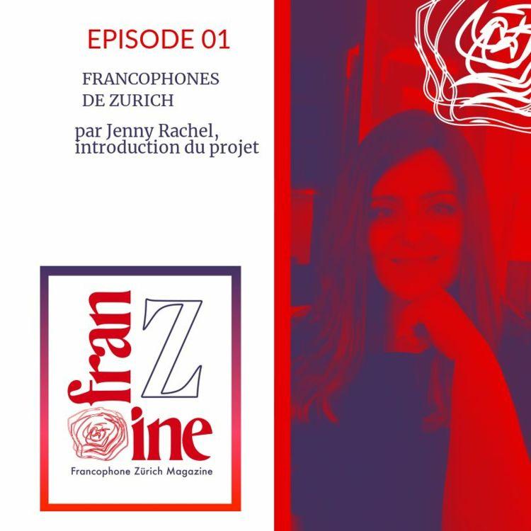 cover art for Présentation de Franzine épisode 01