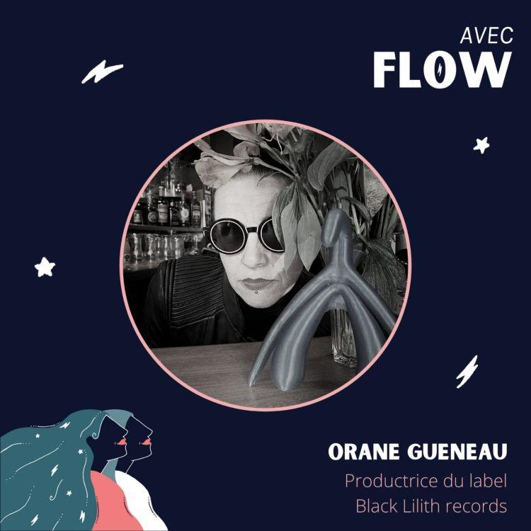 cover art for AF | #10 - Entretien avec Orane Gueneau