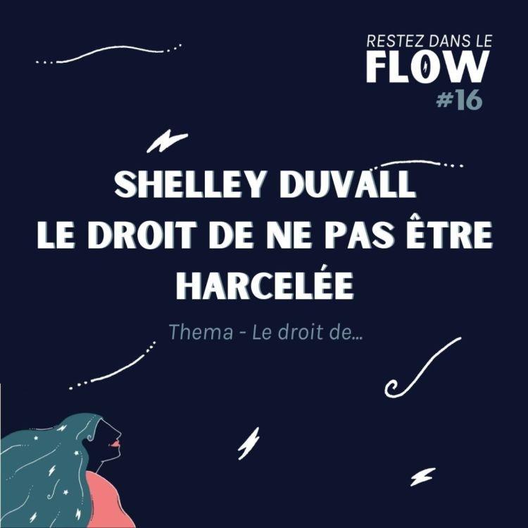 cover art for RDLF   #16 - Shelley Duvall - Le droit de ne pas etre harcelee