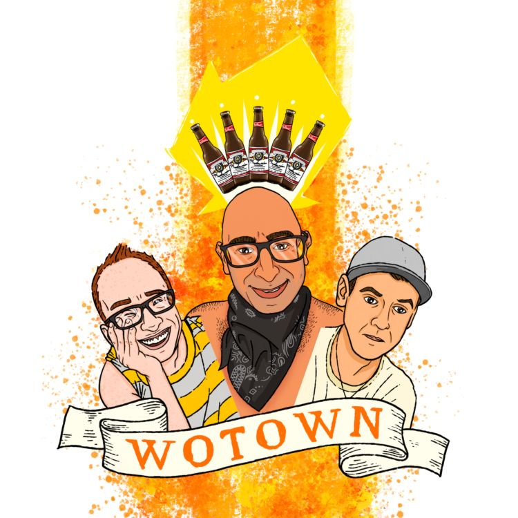 cover art for WOTown: Adventures on Public Transportation
