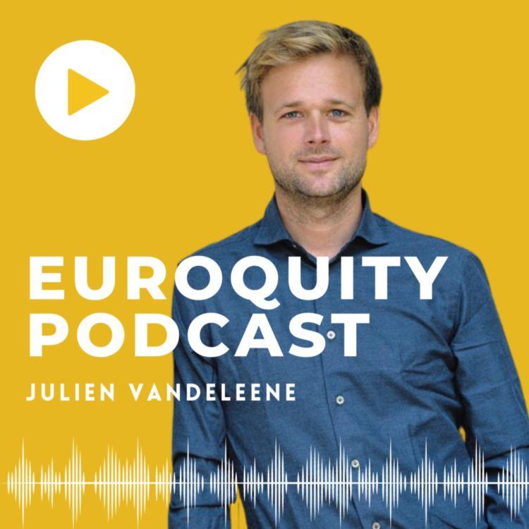 """cover art for #08 - Julien Vandeleene """" Il n' y a pas de succès sans de satisfaction client"""""""