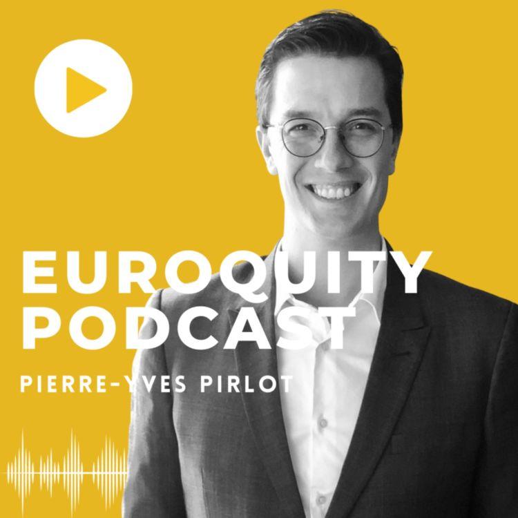 """cover art for #10 Pierre-Yves Pirlot """"On veut être le one stop shop des solutions de financement de projets durables"""""""